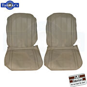 1966 Skylark Gs Front And Rear Seat Covers Upholstery Pui New