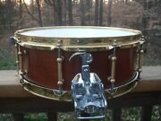 Vintage Ludwig Super-sensitive Snare Parts / Hand Craft5x14 Shell 6-ply/re-rings