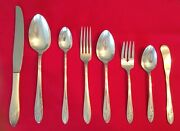 Oneida Queen Bess Ii Community Tudor Silverplate Your Choice Of Sets