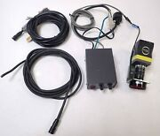 Omron V400-f050 2d Code Reader V400-w23 Connection Cable Ccs Power Light