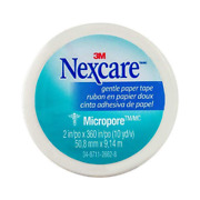 Nexcare Micropore Paper First Aid Tape 530-p1/2 2 In X 10 Yds