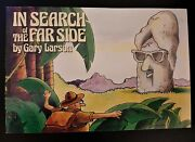 'in Search Of The Far Side' By Gary Larson - Signed Autographed By Gary