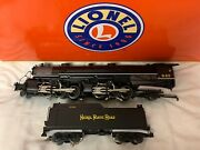 ✅lionel Legacy Nickel Plate Road Mallet 2-6-6-2 Engine W/ Whistle Steam 6-11322
