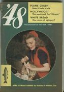 And03948 Magazine Of The Year April 1948 Howard Walden Mr Pulitzer 021220dbe