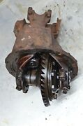 Ford 9 Inch Differential Carrier Gear Galaxie 1966-1969 Wdc-at 3.00 5ma-101