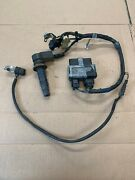 04 05 06 07 Honda Crf250 Crf Oem Ignition Cdi Ecu Module Coil Spark Kill Switch