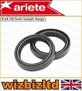 Redwing 30mm Fork Tubes All Years [ariete Fork Oil Seal] Ari020