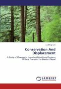 Conservation And Displacement Lam Ming New 9783847301493 Fast Free Shipping