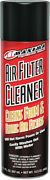 Maxima Air Filter Cleaner Motorcycle Cleaning Supplies 79920 53-0545 3704-0058