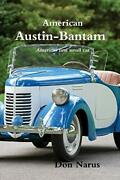 American Austin-bantam By Narus Don New 9780359537563 Fast Free Shipping