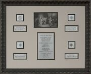 Ancient Coins Of The Bible Coins Are Kept In Ngc Holders Museum Framed