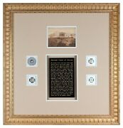 Popular Coins Of Ancient Greece - Ngc Certified Holders - Museum Framing