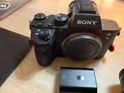 Sony Andalpha7 Iii Avec Fe 28-70mm+ 1 Batterie Sony + Chargeur Externe Sony+ 2 Sd 64go