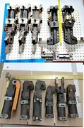 12ea Destaco Tunkers Air Pneumatic Power Actuating Clamp Workholding Fixture