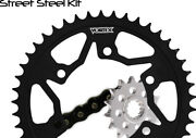 Vortex Racing Wss Rs3 O Ring Chain And Laser Cut Sprocket Kit Ck4133 Stock Ratio