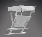 Remote 56-70 Inch 3d Lcd Tv Ceiling Lift Hanger Electric Genuine Turner