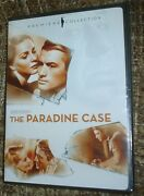 Alfred Hitchcockand039s The Paradine Case Dvdnew And Sealedregion 1full Screenrare
