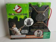 Ghostbusters Electronic Proton Pack Projector With Slimer By Mattell New In Box