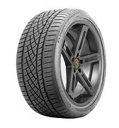 Continental Extremecontact Dws06 255/50r19xl 107w Bsw 4 Tires