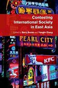 Contesting International Society In East Asia, Buzan, Zhang 9781107077478 New-,