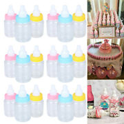 Lots Fillable Bottles For Wedding Party Baby Shower Event Favors Candy Gift