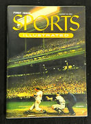 1954 1 Sports Illustrated Magazine First Issue W/mailer Rare High Grade