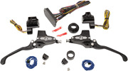 0062-4025-bm 9/16 Hydraulic Clutch Can Bus Hand Control Complete Sets