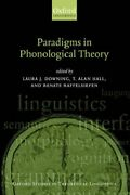 Paradigms In Phonological Theory Oxford Studie Downing Hall Raffelsiefen-