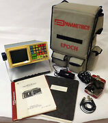 Vintage Panametrics Epoch 2002 Ultra Sonic Flaw Detection System Tested Working