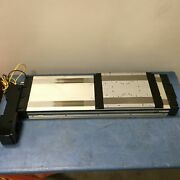 Parker 412t03xrms 412xr Series Linear Actuator 350mm Travel 5mm Lead W/o Encoder