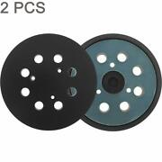 2-pc Replacement Hook And Loop Sander Pad Porter Cable 390 382 390k Type 1