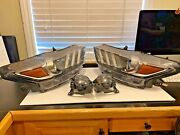 2016 Ford Mustang Gt Oem Factory Headlights And Fog Lights