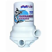 Rule 209fdp Tournament Series Livewell Pump