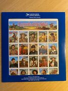 Legends Of The West Usps Error And Reprint