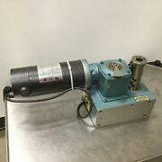Camco 250ph20-330 Rotary Indexer Motor And Worm Gear 1/3 Hp 201 90vdc