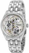 Hamilton Jazzmaster Viewmatic Mother Of Pearl Skeleton Ladies Watch H42405191