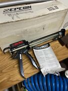 E102 Injection Tool Hand Dispenser Epcon Redhead G5-22 Oz And C6-16oz Cartridges