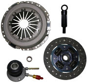 Manual Clutch And Slave Kit For Chevy S10 Gmc Sonoma Isuzu Hombre 2.2l