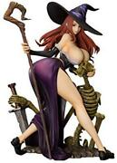 [new] Orchid Seed Dragons Crown Sorceress 1/7 Scale Pvc Figure Japan