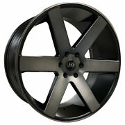 4 Four 26and039and039 K9 6198 26x10+15 Wheels Rims Light Truck Gmc Chevy Dodge 5 And 6 Lug
