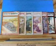 Narrow Gauge And Short Line Gazette Complete Year 1997 6 Issues