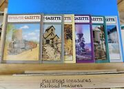 Narrow Gauge And Short Line Gazette Complete Year 1998 6 Issues