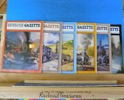Narrow Gauge And Short Line Gazette Complete Year 1999 6 Issues