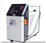 9kw Water Type Mold Temperature Controller Machine Plastic/chemical Industry Ir