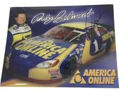 Andy Belmont Autograph Arca Race Car Driver Signed Promo Photo Stock Car Racing