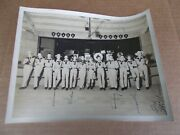 Spade Cooley Autograph Vintage Band Photograph Original Western Swing Country