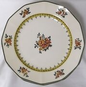 Royal Doulton Duesbury Dinner Plate 9 7/8 Diameter Made In England Vintage Guc