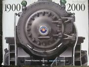 Lionel Centennial Train Catalog 2000 - Collect It Or Frame It