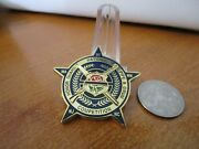 National Police Week Honor Guard Pipe And Drum Competition Challenge Coin 652e