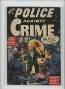 Police Against Crime 1 Affordable Grade Timeless Shootout Cover